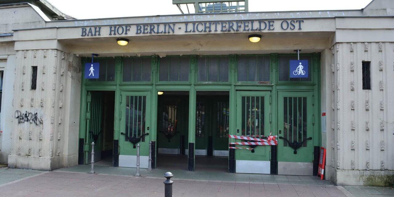 Fahrrad Diebstahle An S Bahnhofen In Steglitz Zehlendorf