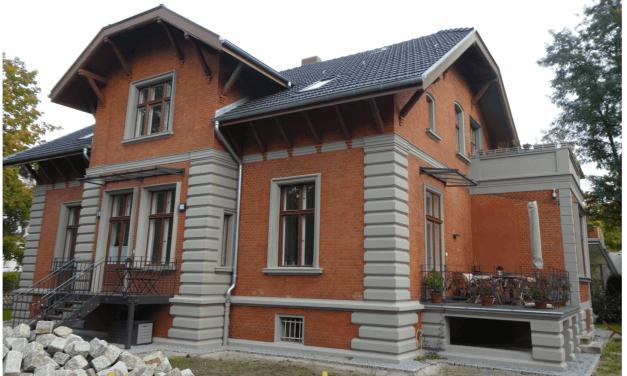 Keine Angst vor dem Denkmalschutz: Villa Huntemüller ist Denkmal des Monats Oktober