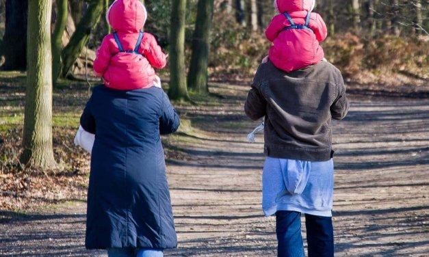 Ein Treffen für Mehrlinge und ihre Eltern in Lichterfelde