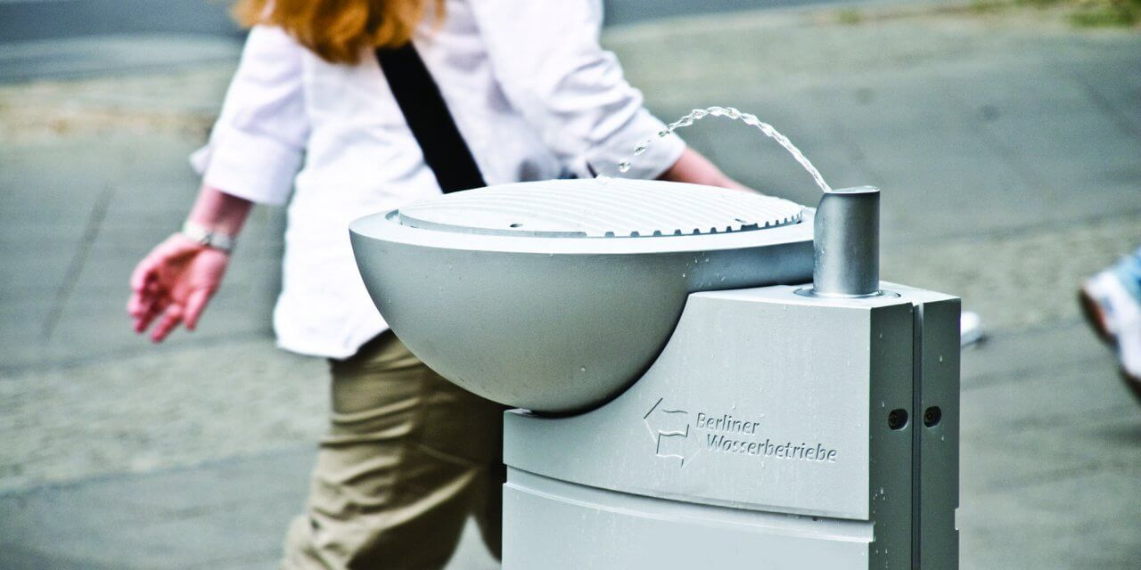 Neue Trinkbrunnen für Steglitz-Zehlendorf? – Wasserbetriebe rufen zur Abstimmung über Standorte in Berlin auf