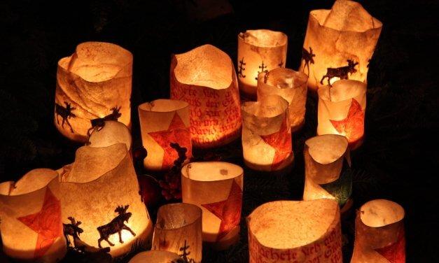 Runder Tisch Zehlendorf-Süd lädt zum Lichterfest ein