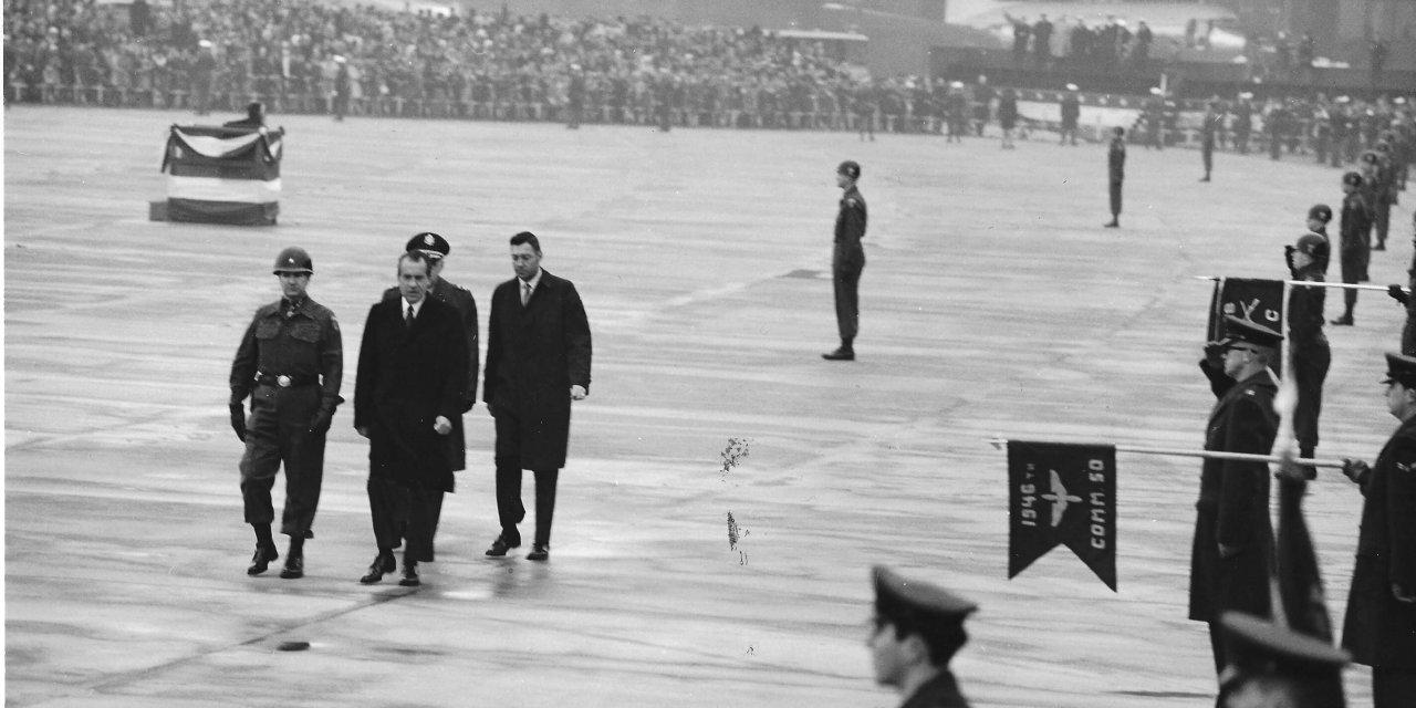 Richard Nixon in Berlin: Themenabend im Alliierten-Museum