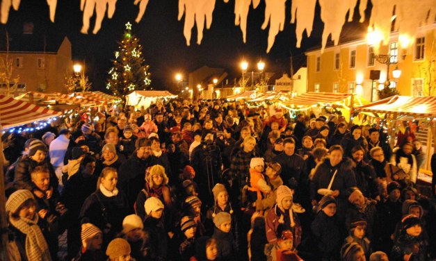 Familienfest zum Nikolaus in Teltow