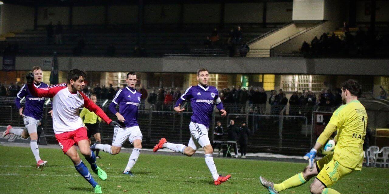 Zehlendorfer Schwächephase: 0:1-Niederlage bei TeBe