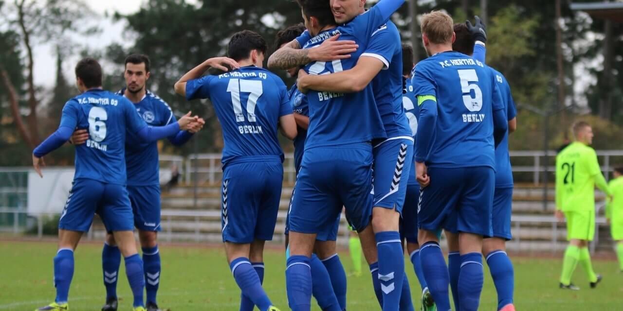 """""""Unnötig drei Punkte verloren"""" – Hertha 03 Zehlendorf unterliegt Anker Wismar"""