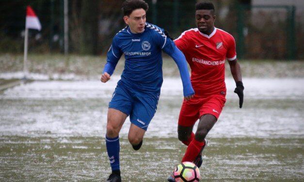 Hertha Zehlendorf: 2:1-Erfolg im Lokalderby gegen Hertha 06