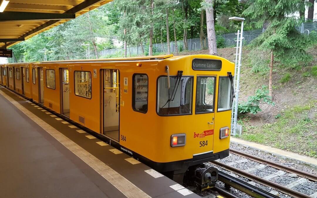 Ab Mai fährt U3 bis Warschauer Straße