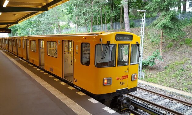 Ab 7. Mai fährt U3 bis Warschauer Straße