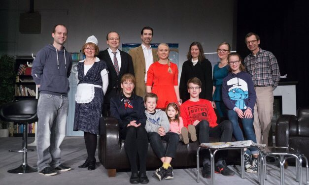 """Zehlendorfer Theatergruppe """"Schattenlichter"""" spielt französisches Erfolgsstück """"Der Vorname"""""""
