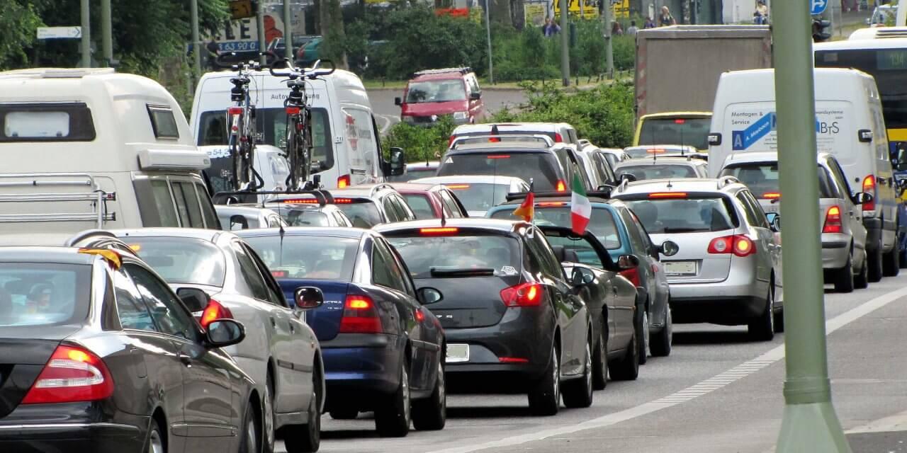 Stickstoffdioxid: Steglitzer Schildhornstraße gehört zu den besonders stark belasteten