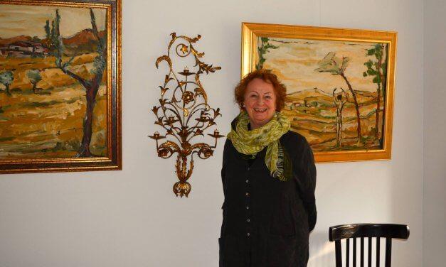 Becker bei Becker: Neue Ausstellung bei Hanna Becker