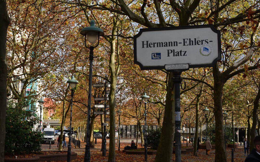 Interkulturelles Fest auf dem Hermann-Ehlers-Platz in Steglitz