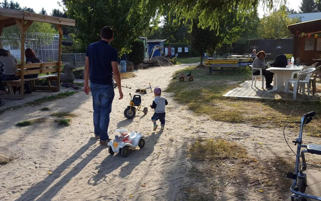 Vogelpark in Teltow in seiner Existenz bedroht