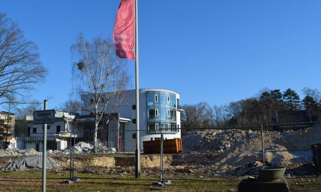 Wohnungsbau auf dem ehemaligen Synchron-Gelände in Lankwitz: Bebauungspläne liegen aus