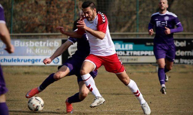 Hertha 03 Zehlendorf: Vierter Sieg in Folge