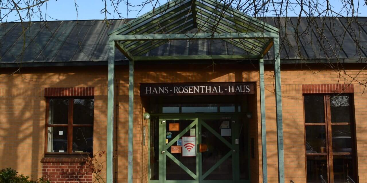 Sommerfest im Hans-Rosenthal-Haus