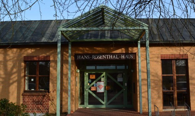 Grillnachmittag im Hans-Rosenthal-Haus
