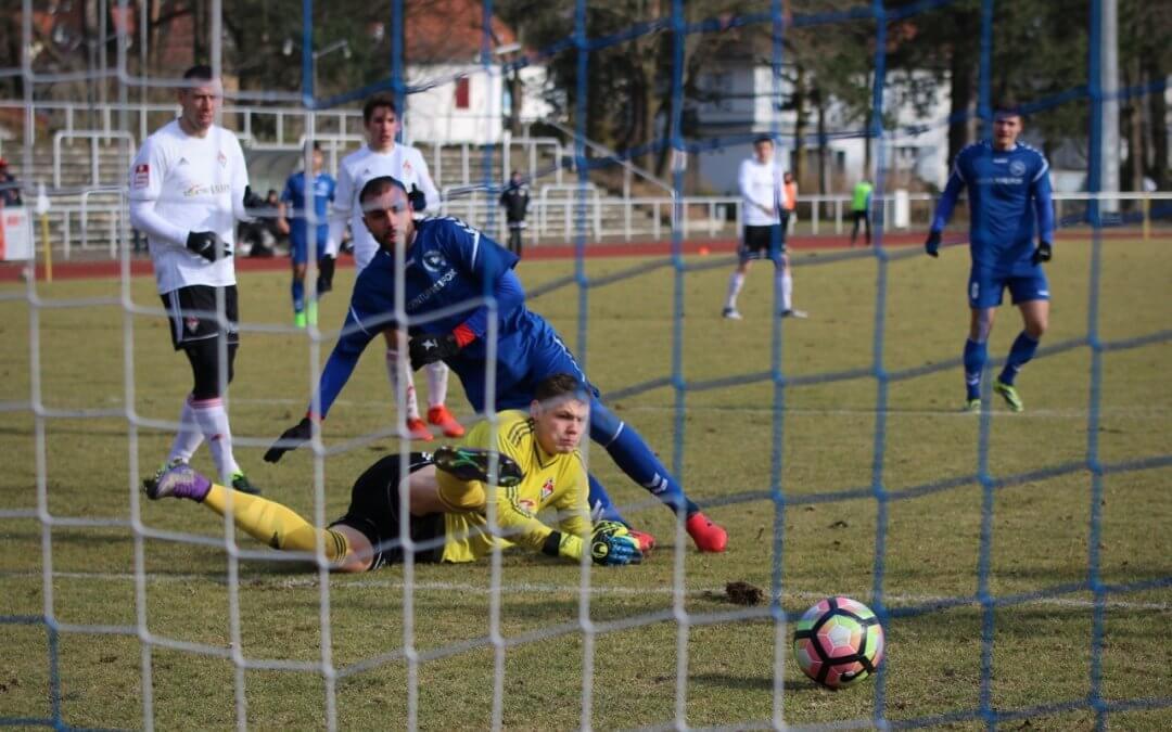 Doppelschlag von Panajiotis Haritos: Zehlendorfer schlagen Frankfurt mit 2:0