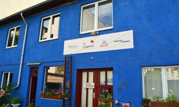 Jugend-Kunst-Festival in der TanzTangente in Steglitz