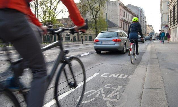 Polizei berät Senioren: mobil und sicher mit dem Rad