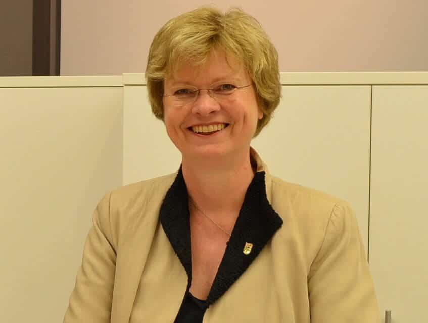 Ostergrüße der Bezirksbürgermeisterin Cerstin Richter-Kotowski