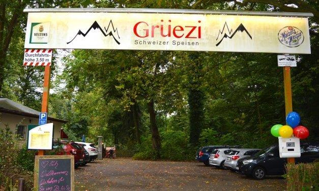 Musikalischer Abend mit Manou im Stadtpark Steglitz