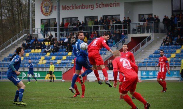 """""""Kleine Hertha"""" unterliegt 0:3 in Schwerin"""