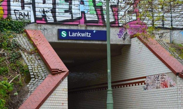 Jugendliche Sprayer in Lankwitz erwischt