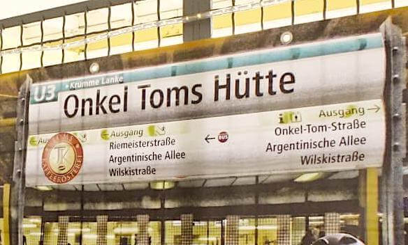 Kunst am Gleis: Erster Kunstmarkt in Onkel Toms Hütte