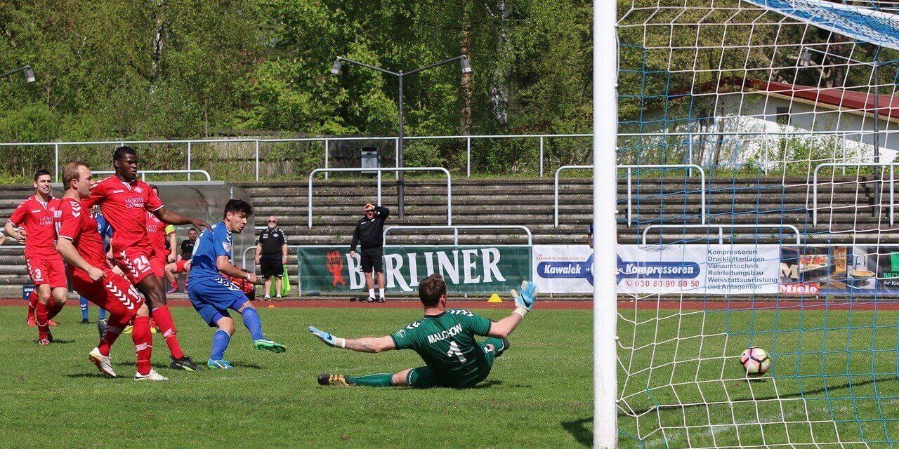 Hertha 03 Zehlendorf trennt sich vom Trainer Alexander Arsovic und unterliegt Malchow 3:5