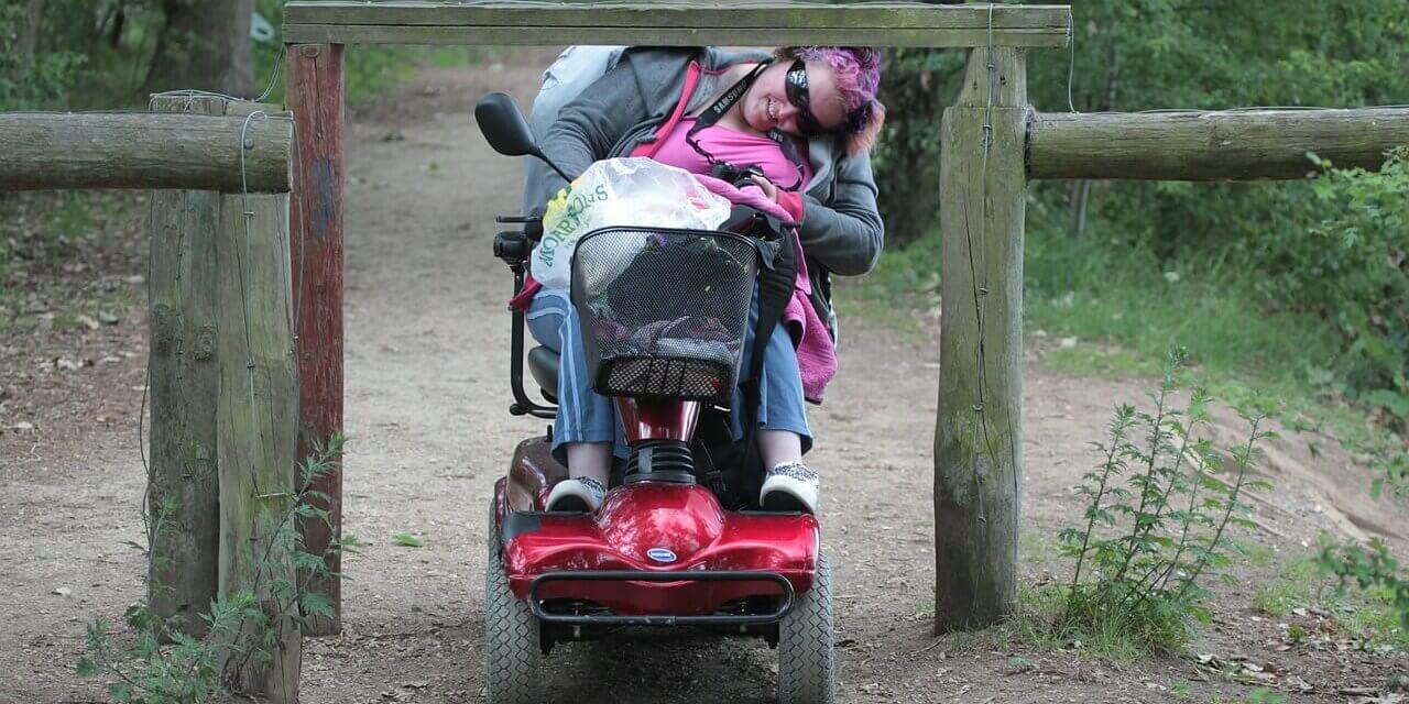 Aktionstag zur Gleichstellung von Menschen mit Behinderung in Zehlendorf