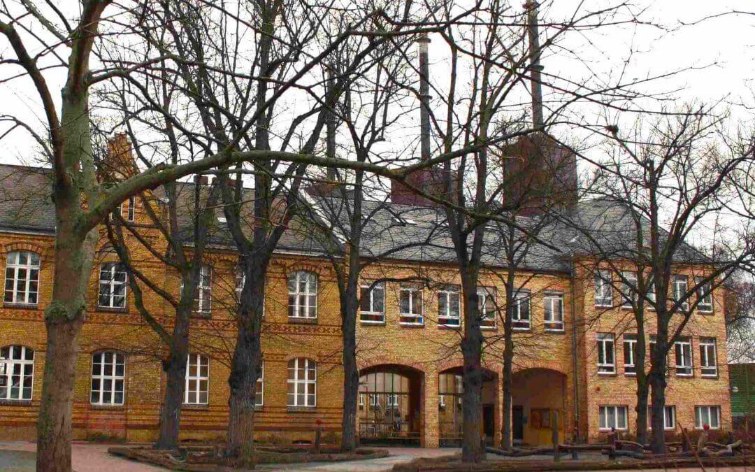 Richtfest für den Erweiterungsbau II der Giesensdorfer Grundschule