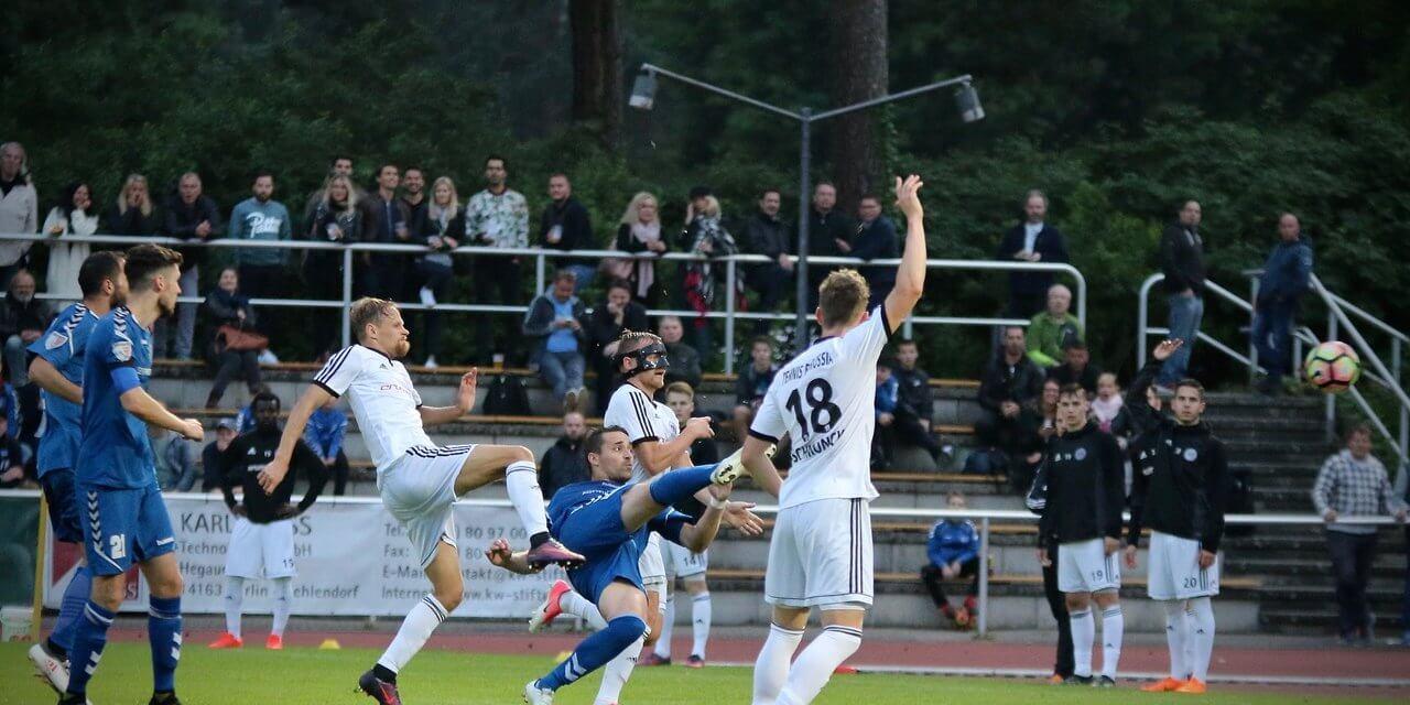 Taktische Meisterleistung – Hertha 03 Zehlendorf schlägt TeBe mit 2:0