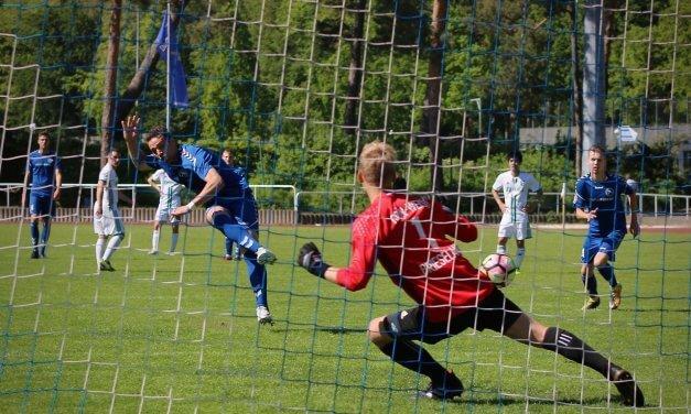 Hertha 03 Zehlendorf erfolgreich gegen Brieselang und mit neuem alten Trainer