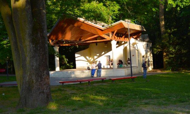 Open-Air-Konzerte im Stadtpark Steglitz