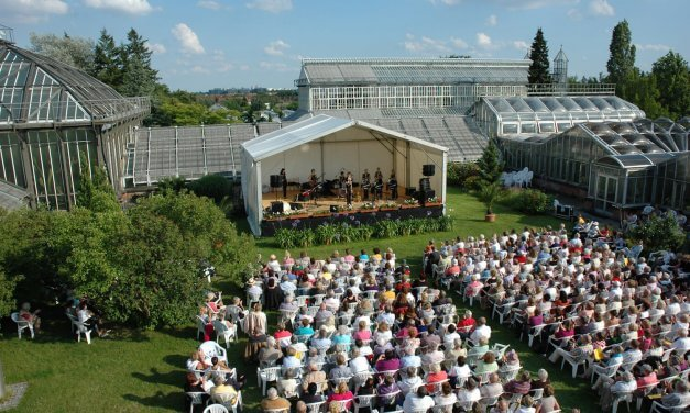 Open-Air-Musik und Seerosen: Sommerkonzerte im Botanischen Garten