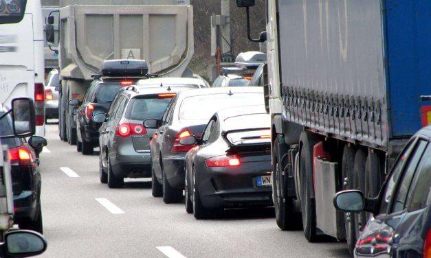 Rechtzeitig zu Weihnachten: Freie Fahrt am Autobahnkreuz Zehlendorf