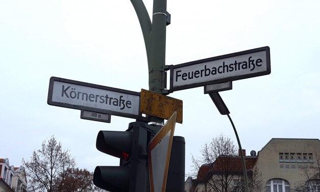 Feuerbachstraße wird ab heute saniert