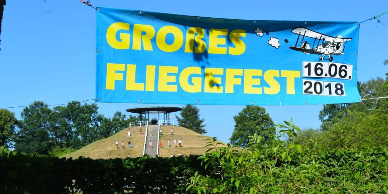 Fliegefest im Lilienthalpark dieses Mal schon am 16. Juni