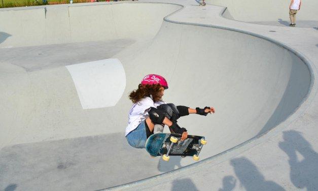 Neue Skateanlage in Lichterfelde eröffnet