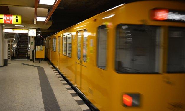 Zugverkehr auf der U9 wird ab Montag spätabends unterbrochen