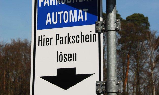 Bewohnerparkausweise ab Juli nicht mehr beim Ordnungsamt erhältlich
