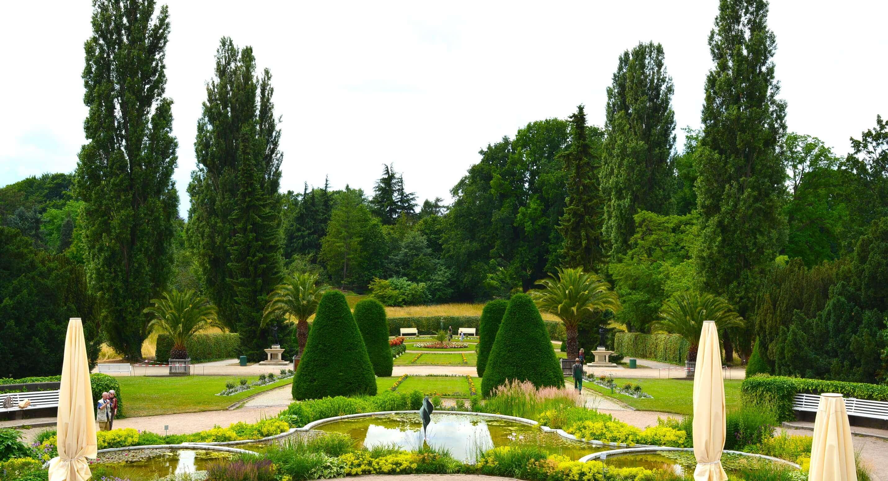 Hörspiele Unterm Freien Himmel Im Botanischen Garten