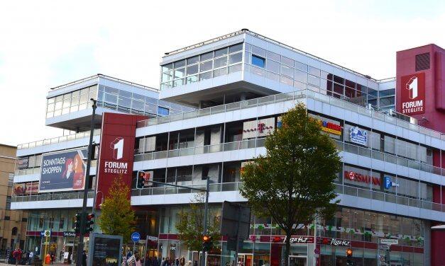 Neue Fassade, neuer Innenbereich, neue Produkte – Forum Steglitz wird umgebaut