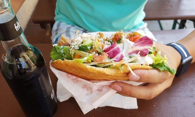 M&S Gemüsekebap: Am neuen Standort mit gewohnt viel Liebe gemacht