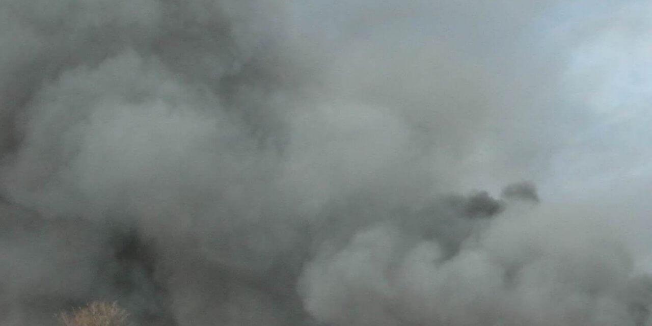 Feuer in Lagerhalle in Lichterfelde – Hunderte Berliner rufen Feuerwehr wegen Brandgeruch