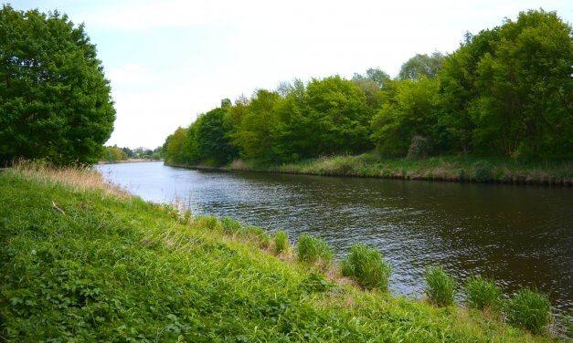 Uferweg am Teltowkanal für ein Jahr gesperrt