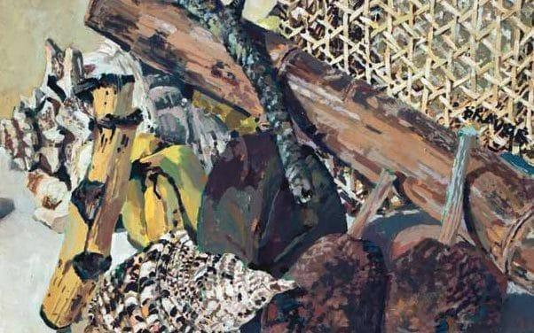 Landschaften – Häuser – Stillleben: Mutter Fourage zeigt Arbeiten von Barbara Bräuer