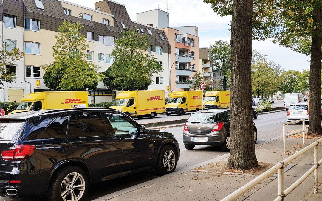Runder Tisch Lichterfelde-West erfolgreich: Tempo 30 am Hindenburgdamm um 50 Meter verlängert