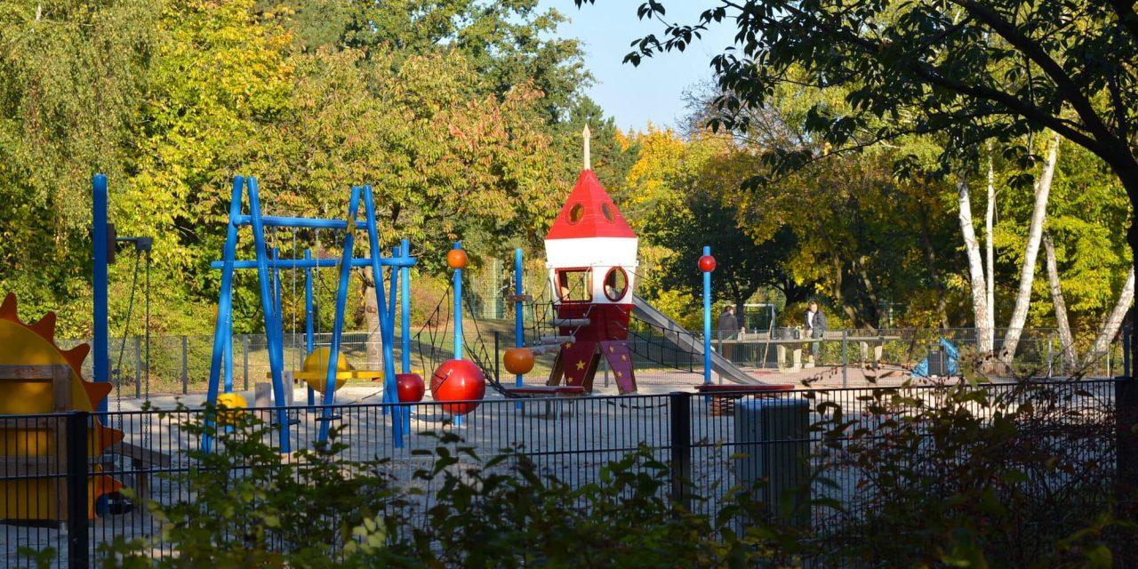 Spielplatz am Ahlener Weg wird nächste Woche wiedereröffnet